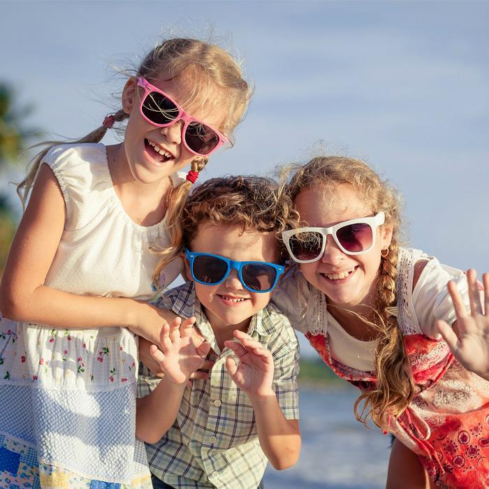 Camp de vacances pour jeunes et enfants
